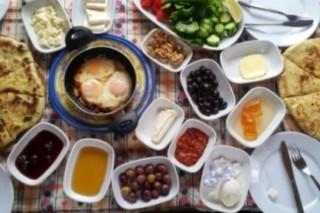 Doyuran Kahvaltı Salonu