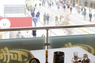 Mr. Tuffy cafe kahvaltı salonu