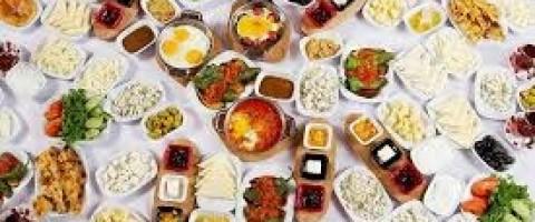 Eskişehir'de Kahvaltı